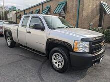 2011_Chevrolet_Silverado 1500_Work Truck Ext. Cab 4WD_ Knoxville TN