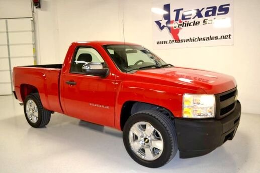 2011 Chevrolet Silverado 1500 Work Truck Fort Worth TX