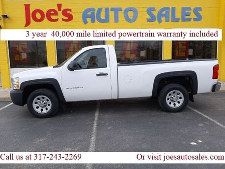2011_Chevrolet_Silverado 1500_Work Truck Long Box 2WD_ Indianapolis IN