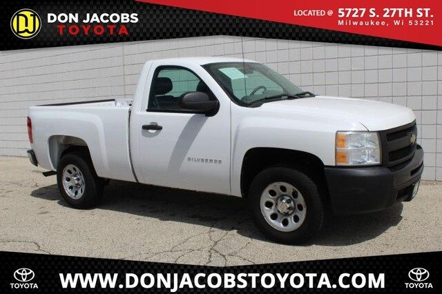2011 Chevrolet Silverado 1500 Work Truck Milwaukee WI