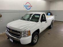 2011_Chevrolet_Silverado 1500_Work Truck with plow_ Holliston MA