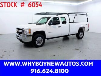 Chevrolet Silverado 2500HD ~ 4x4 ~ Extended Cab ~ Only 62K Miles! 2011
