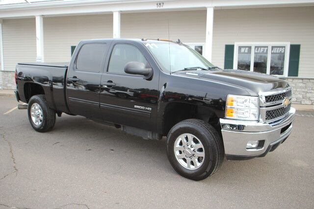 2011 Chevrolet Silverado 2500HD LT East Windsor CT