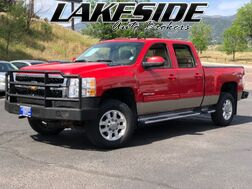 2011_Chevrolet_Silverado 2500HD_LTZ Crew Cab 4WD_ Colorado Springs CO