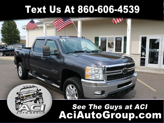 2011 Chevrolet Silverado 2500HD LTZ East Windsor CT
