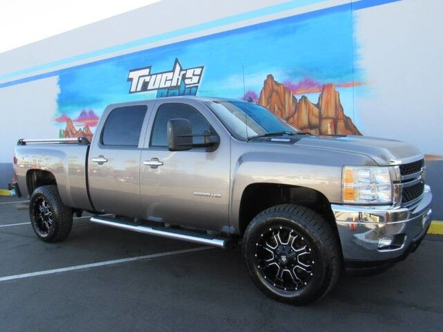 2011 Chevrolet Silverado 2500HD LTZ Apache Junction AZ