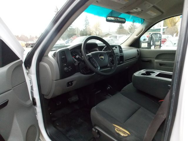 2011 Chevrolet Silverado 2500HD Work Truck Long Box 4WD Idaho Falls ID