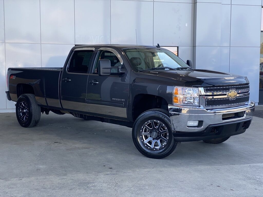 2011 Chevrolet Silverado 3500HD LTZ Milwaukie OR