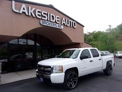 2011_Chevrolet_Silverado Hybrid_2HY Crew Cab 4WD_ Colorado Springs CO