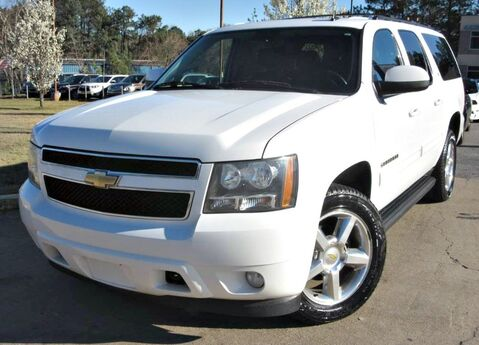2011 Chevrolet Suburban ** FULLY LOADED 4X4 LT ** - w/ NAVIGATION & LEATHER SEATS Lilburn GA