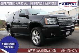 2011_Chevrolet_Suburban 1500_LT_ Chantilly VA