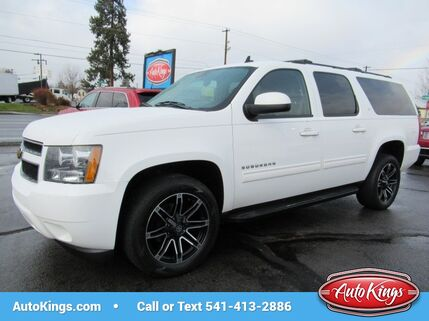 2011_Chevrolet_Suburban_4WD 4dr 1500 LT_ Bend OR