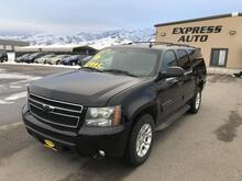 2011_Chevrolet_Suburban_LT_ North Logan UT