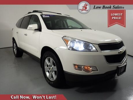 2011_Chevrolet_TRAVERSE LT SPORT UTILITY_LT w/2LT_ Salt Lake City UT