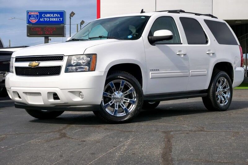 2011 Chevrolet Tahoe LT **3rd ROW SEATING** w/ Heated Front & 2nd Row Seats + Rear DVD Entertainment Mooresville NC