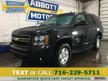 2011 Chevrolet Tahoe LT 4WD w/Leather & 3rd Row Seat Buffalo NY