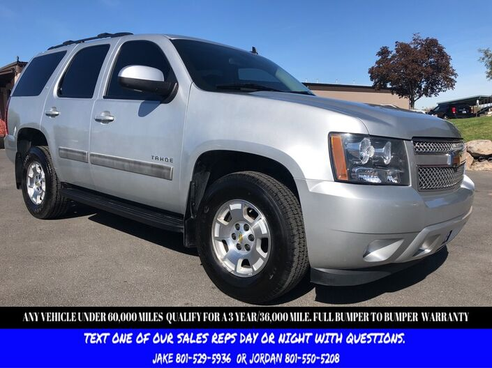 2011 Chevrolet Tahoe LT Salt Lake City UT