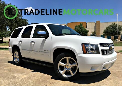 2011 Chevrolet Tahoe LTZ 3RD ROW, REAR ENTERTAINMENT, COOLED SEATS... AND MUCH MORE!!! CARROLLTON TX