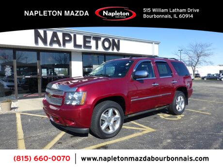 2011 Chevrolet Tahoe LTZ Leather Navi Bourbonnais IL