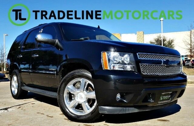 2011 Chevrolet Tahoe LTZ NAVIGATION, SUNROOF, LEATHER, AND MUCH MORE!!! CARROLLTON TX