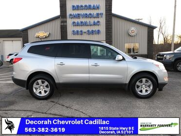 2011_Chevrolet_Traverse_2LT_ Decorah IA