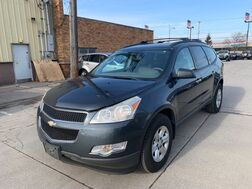 2011_Chevrolet_Traverse_LS_ Cleveland OH
