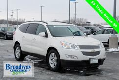 2011_Chevrolet_Traverse_LT 1LT_ Green Bay WI