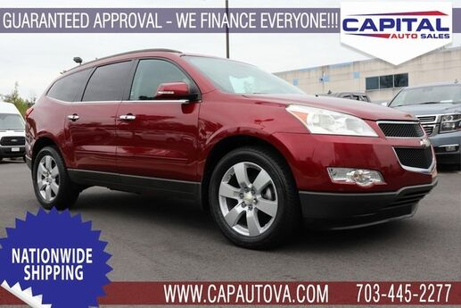 2011 Chevrolet Traverse LT Chantilly VA