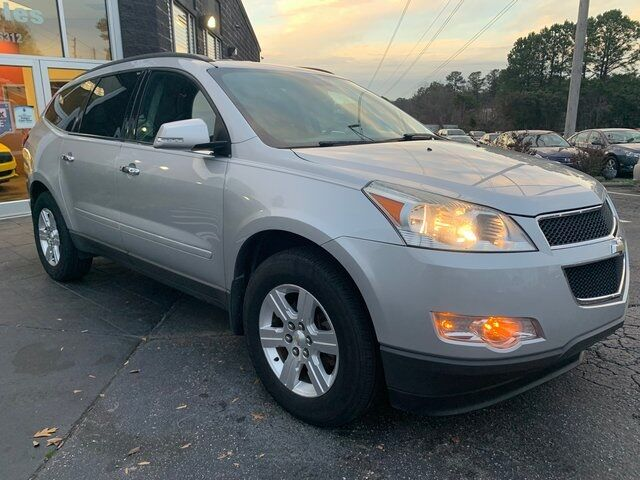 2011 Chevrolet Traverse LT Raleigh NC