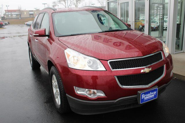 2011 Chevrolet Traverse LT w/1LT Green Bay WI