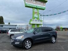 2011_Chevrolet_Traverse_LTZ AWD_ Eugene OR