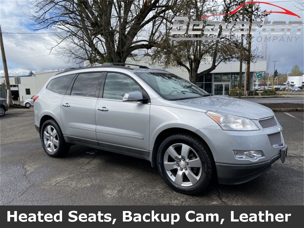 2011 Chevrolet Traverse LTZ Beaverton OR