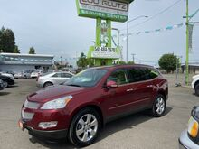 2011_Chevrolet_Traverse_LTZ_ Eugene OR