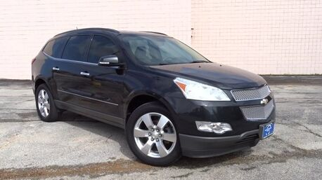 2011_Chevrolet_Traverse_LTZ_ Longview TX
