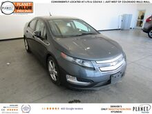 2011 Chevrolet Volt Base Golden CO