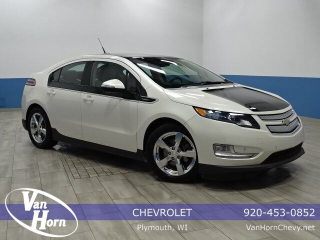 2011 Chevrolet Volt Base Plymouth WI