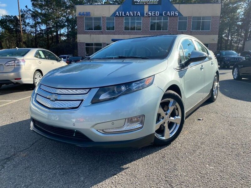 2011 Chevrolet Volt w/ NAVIGATION & LEATHER SEATS
