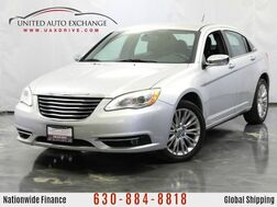 2011_Chrysler_200_Limited_ Addison IL