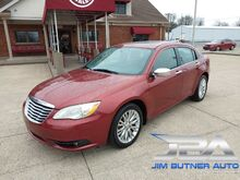 2011_Chrysler_200_Limited_ Clarksville IN