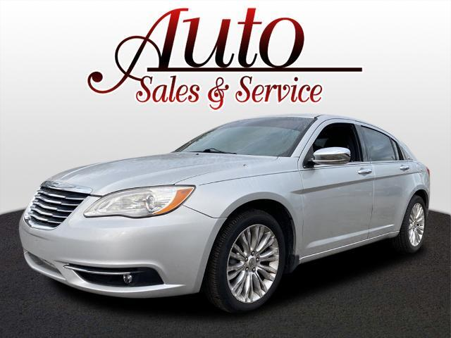2011 Chrysler 200 Limited Indianapolis IN