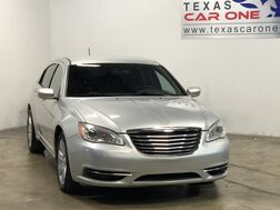 2011_Chrysler_200_TOURING AUTOMATIC CRUISE CONTROL ALLOY WHEELS LEATHER STEERING W_ Carrollton TX