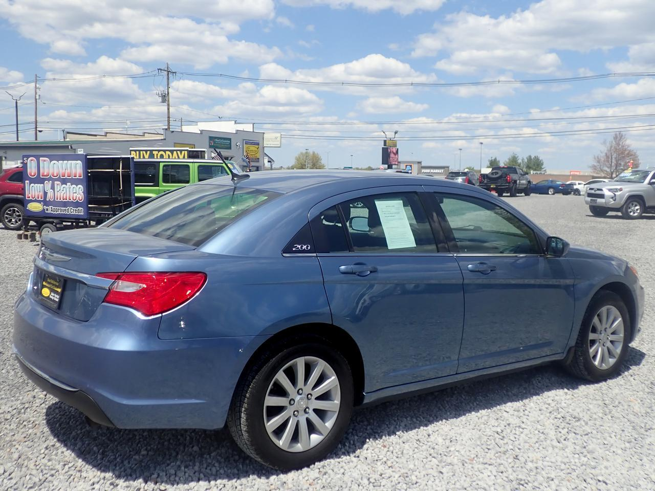 2011 Chrysler 200 Touring Cranberry PA