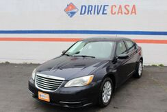 2011_Chrysler_200_Touring_ Dallas TX