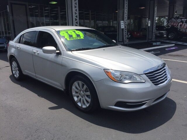2011 Chrysler 200 Touring Gainesville FL