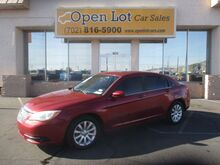 2011_Chrysler_200_Touring_ Las Vegas NV