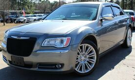 2011_Chrysler_300_** LIMITED ** - w/ NAVIGATION, LEATHER SEATS, & CARBON FIBER_ Lilburn GA