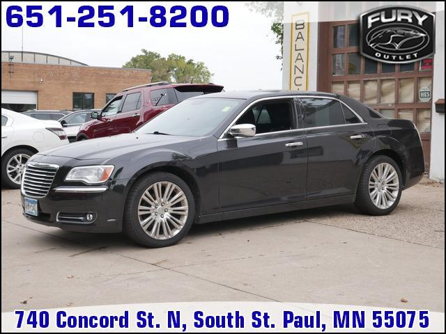 2011 Chrysler 300 4dr Sdn Limited RWD St. Paul MN