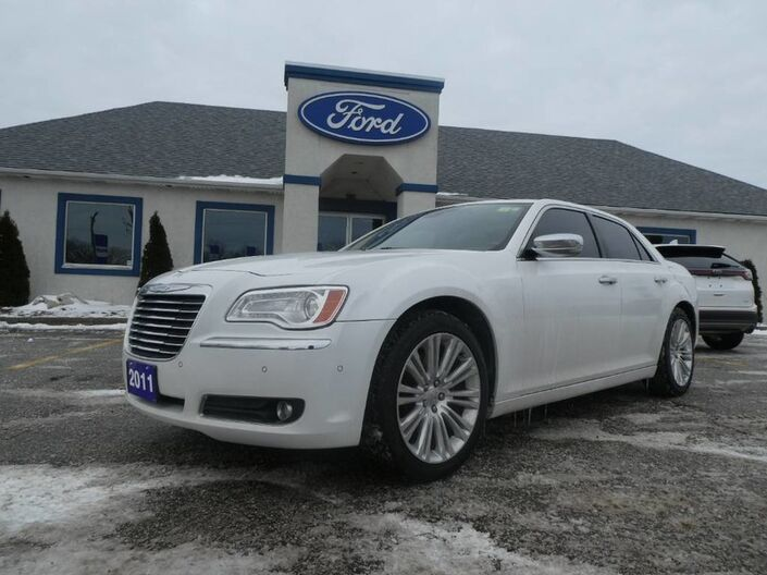 2011 Chrysler 300 ADAPTIVE CRUISE- HEATED/COOLED CUP HOLDERS Essex ON