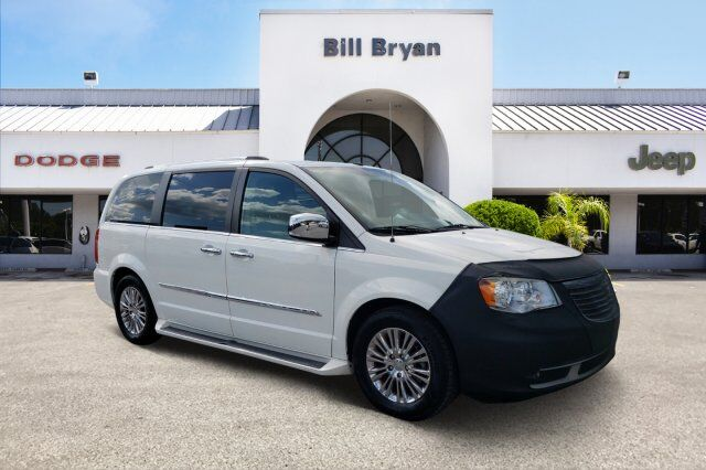 2011 Chrysler Town & Country 4DR WGN LIMITED Leesburg FL