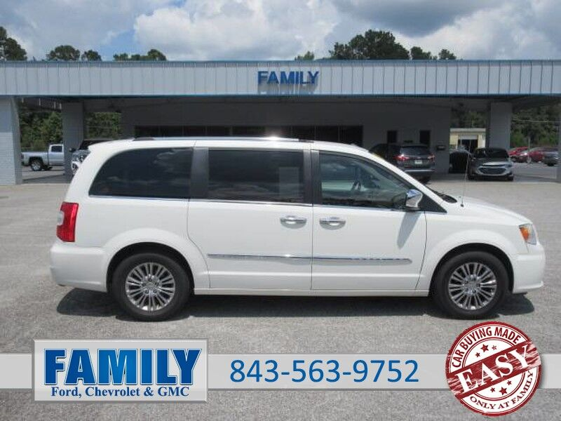 2011 Chrysler Town & Country 4dr Wgn Limited Saint George SC